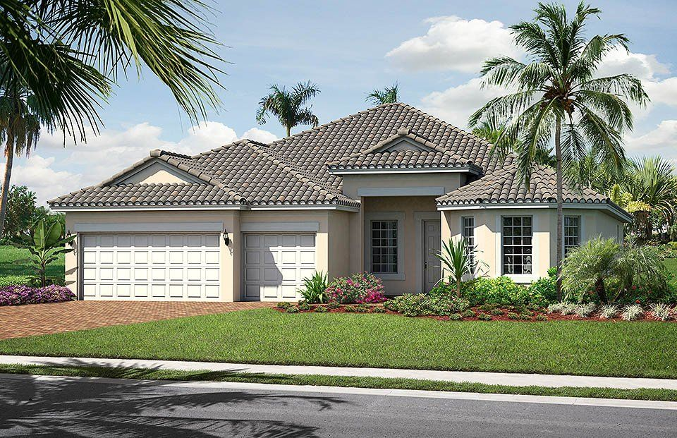 Dunwoody Trail - VillageWalk of Bonita Springs: Bonita Springs, FL - DiVosta Homes