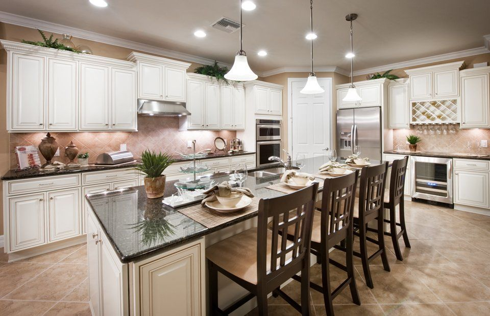 Cove at Waterway Village by DiVosta Homes