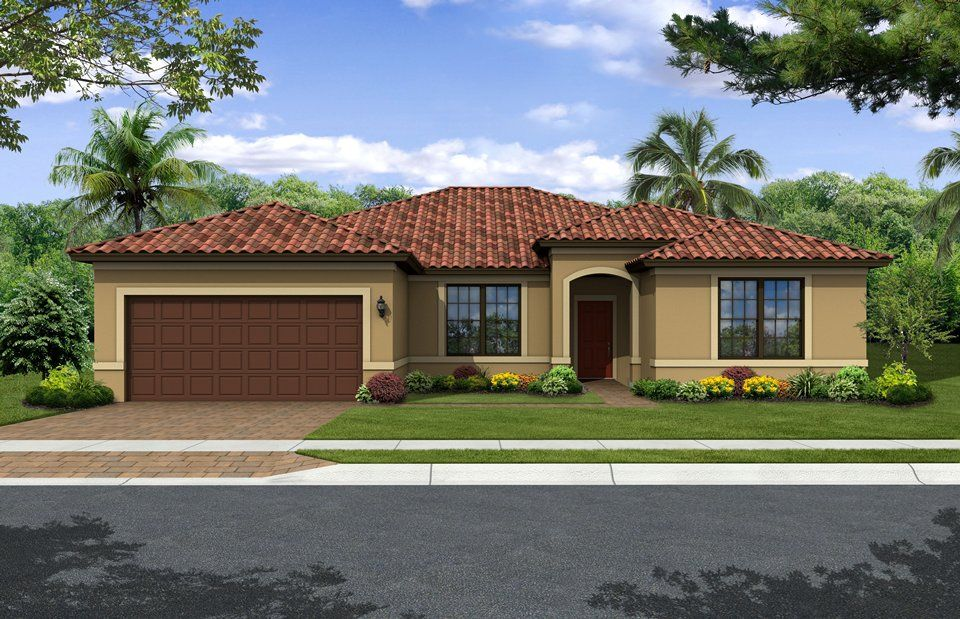 Tangerly Oak - IslandWalk at the West Villages: Venice, FL - DiVosta Homes