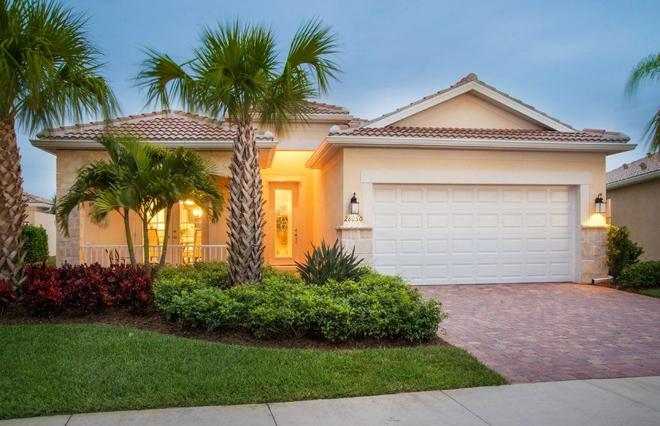 Willow Bend - VillageWalk of Bonita Springs: Bonita Springs, FL - DiVosta Homes