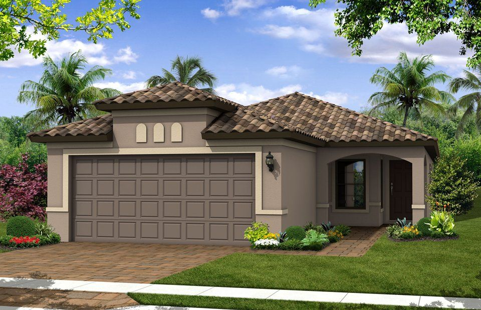 Taft Street - IslandWalk at the West Villages: Venice, FL - DiVosta Homes