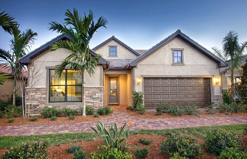 Veranda Gardens by DiVosta Homes in Martin-St. Lucie-Okeechobee Counties Florida
