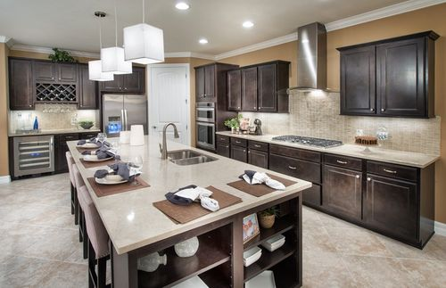 Winding Cypress by DiVosta Homes in Naples Florida