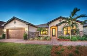 homes in Cove at Waterway Village by DiVosta Homes