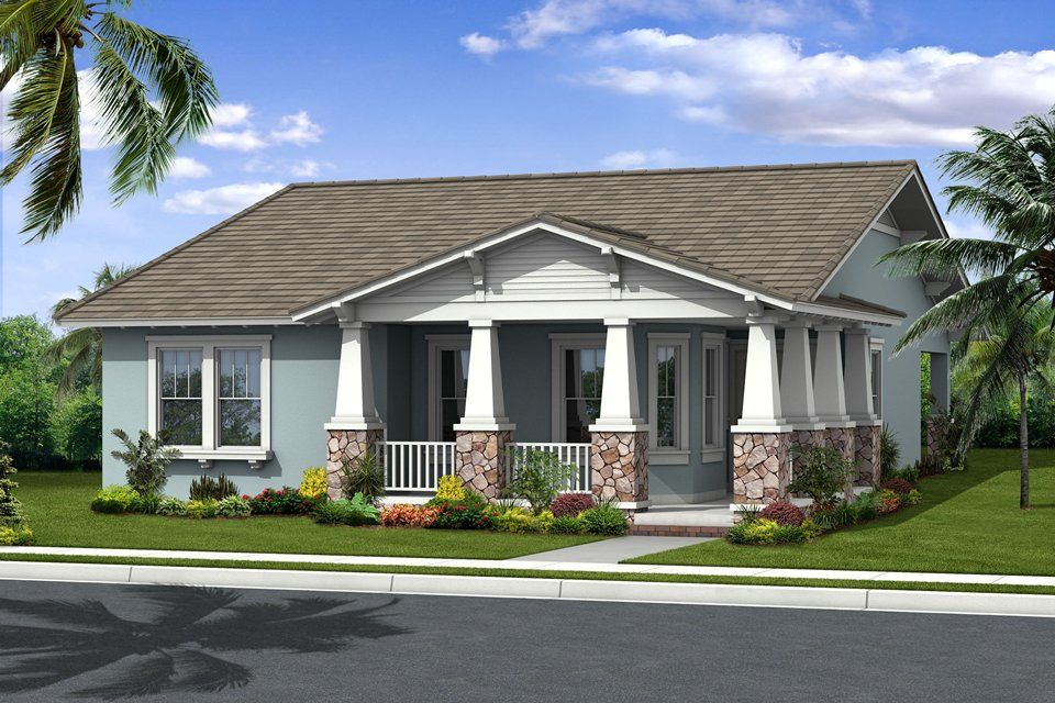 Ellyson - Windsor Park at Abacoa: Jupiter, FL - DiVosta Homes