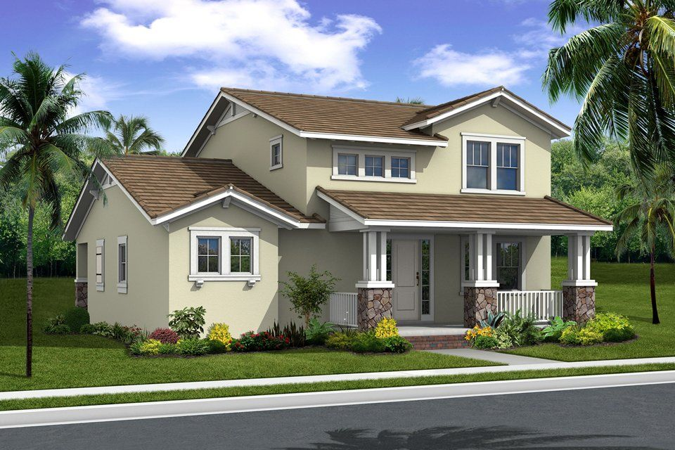Mistral - Windsor Park at Abacoa: Jupiter, FL - DiVosta Homes