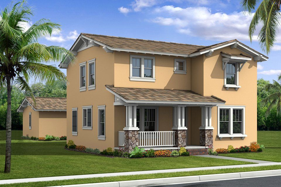 Hampton - Windsor Park at Abacoa: Jupiter, FL - DiVosta Homes