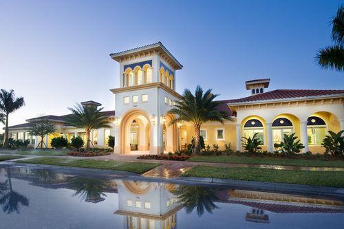 IslandWalk at the West Villages by DiVosta Homes in Sarasota-Bradenton Florida
