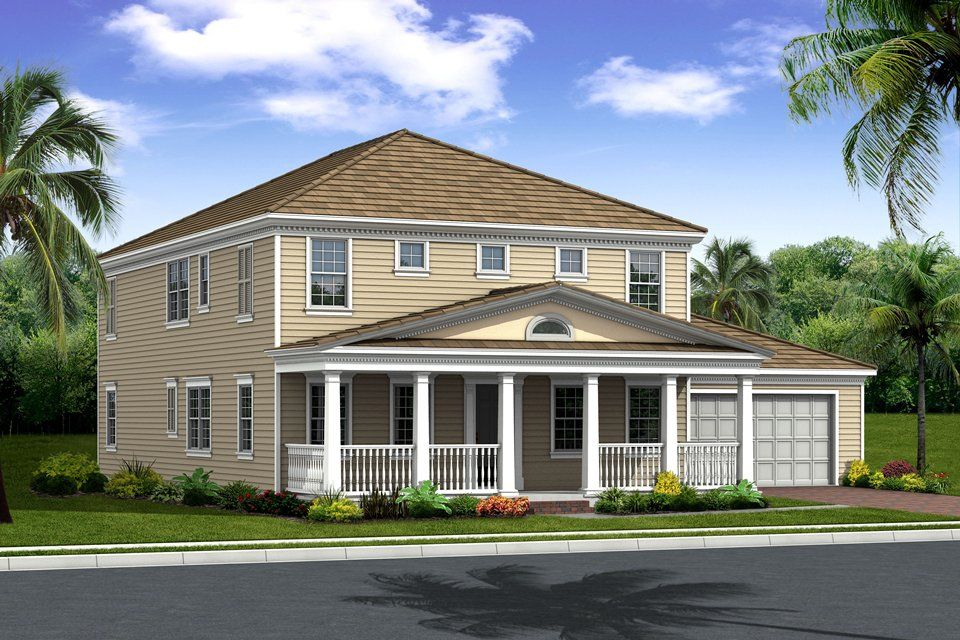 Hemingway - Windsor Park at Abacoa: Jupiter, FL - DiVosta Homes