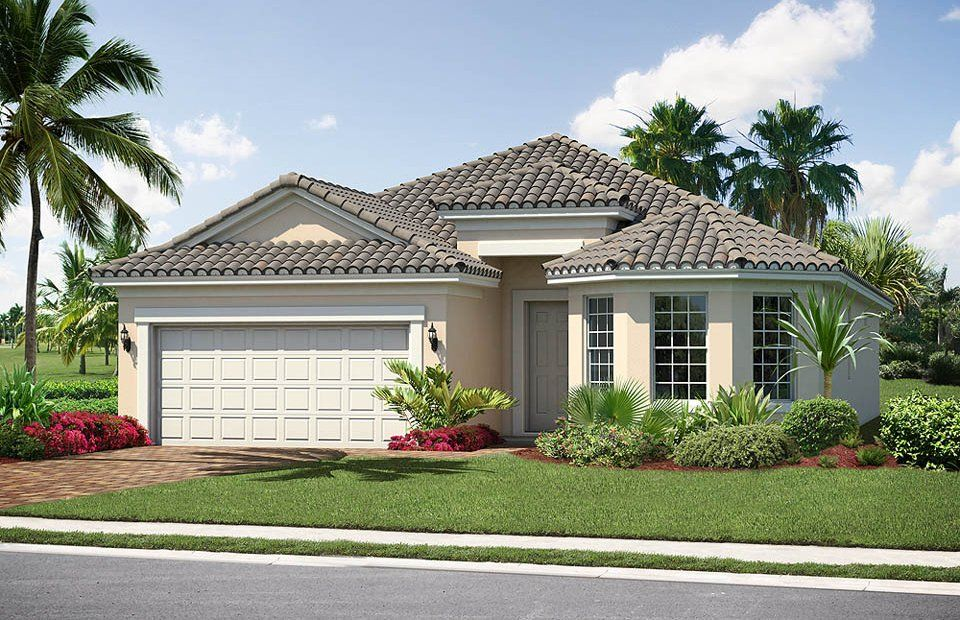 Vernon Hill - VillageWalk of Bonita Springs: Bonita Springs, FL - DiVosta Homes