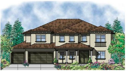 Verona at Portofino Estates by Discovery Realty, Inc. in Oakland-Alameda California