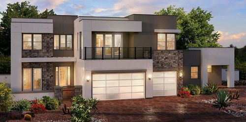 house for sale in Canyons Estates by Distinctive Homes