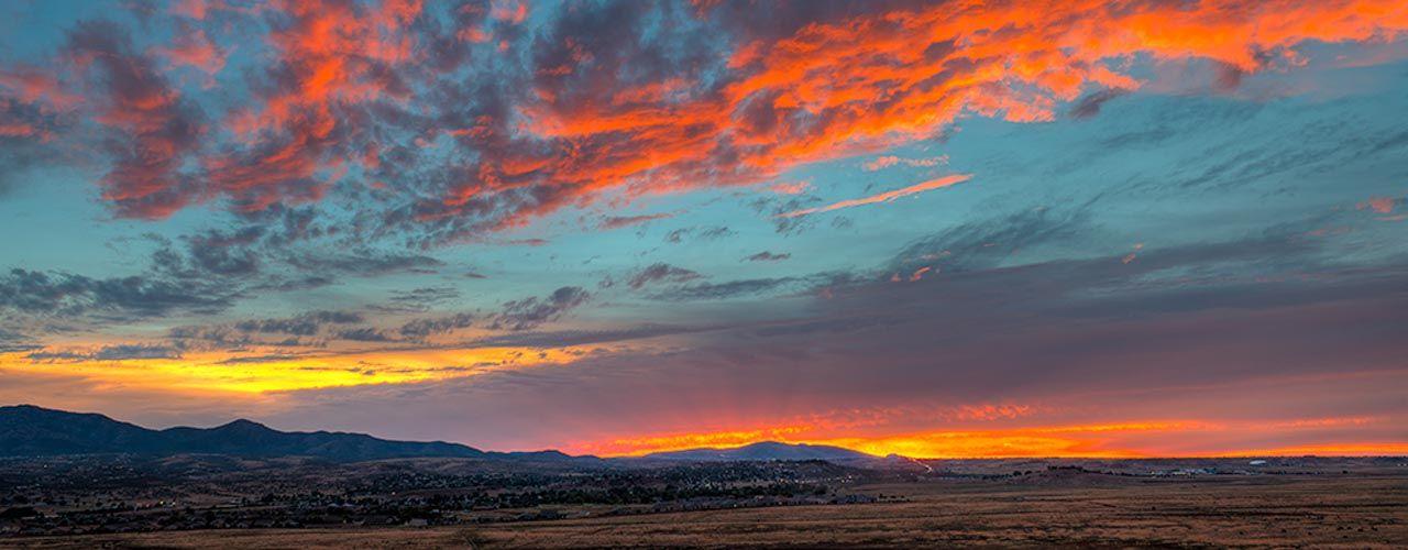 Prescott Valley Sunsets