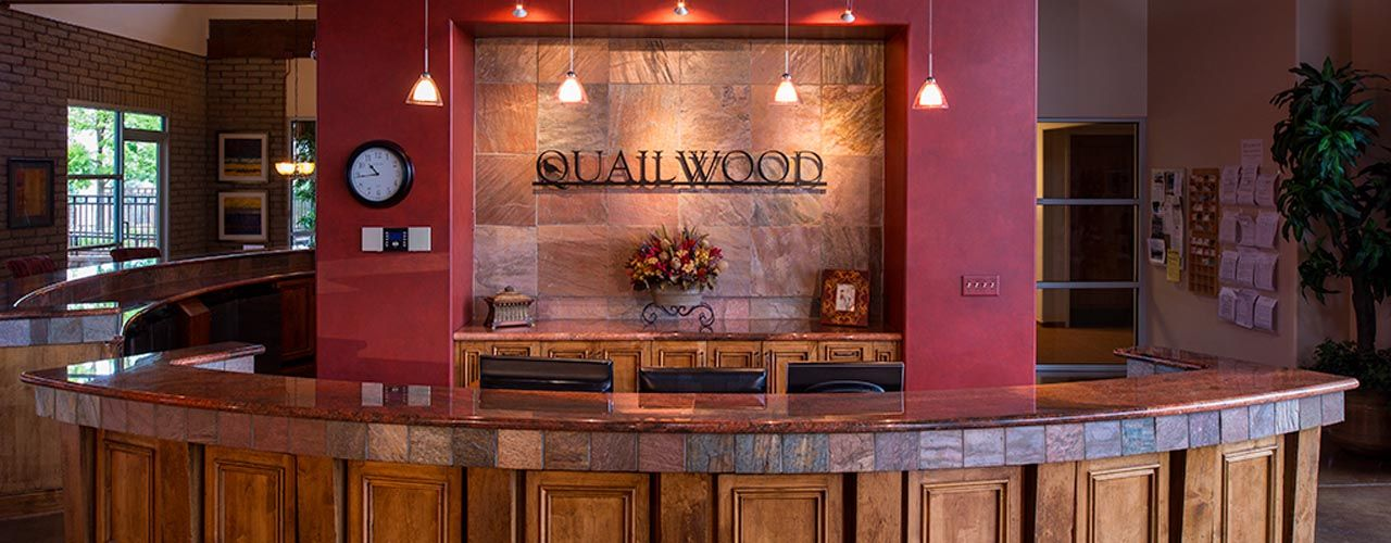 Quailwood Clubhouse Interior