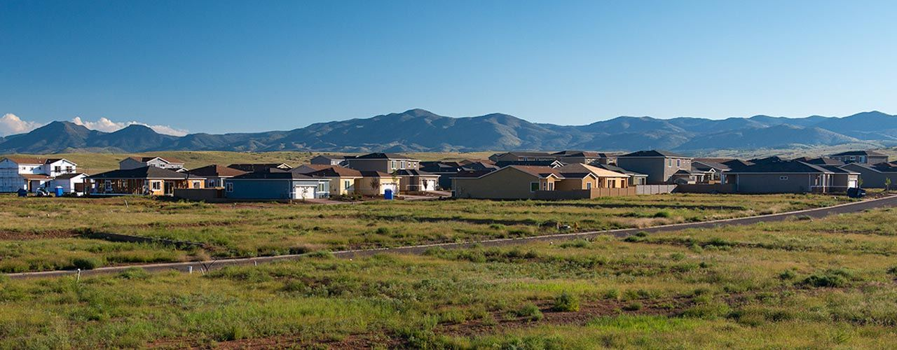 New Homse in Prescott Valley