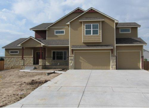 Build On Your Lot by Dream Life Homes in Wichita Kansas