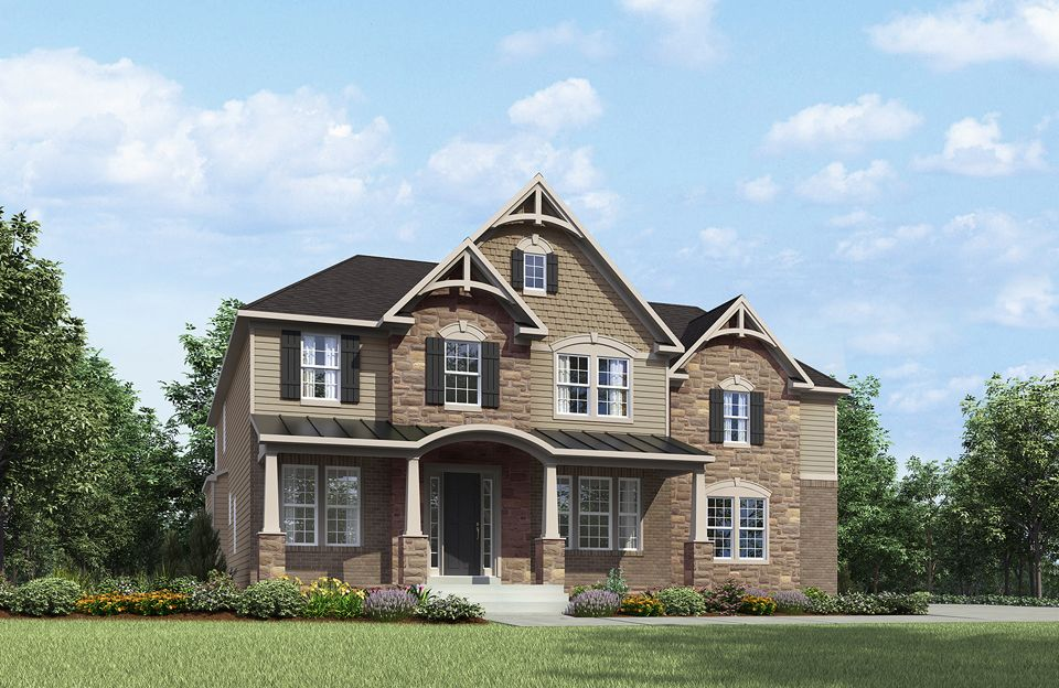 Pembroke - Park at West Lake: Apex, NC - Drees Homes