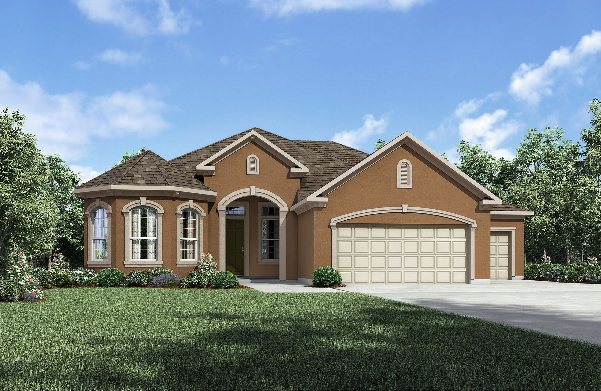 Northgate - Two Creeks: Middleburg, FL - Drees Homes