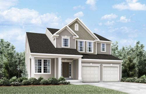 Laurel Glen by Drees Homes in Cleveland Ohio