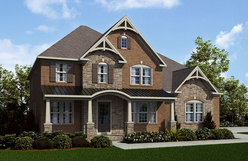 Hurstbourne Park by Drees Homes in Nashville Tennessee