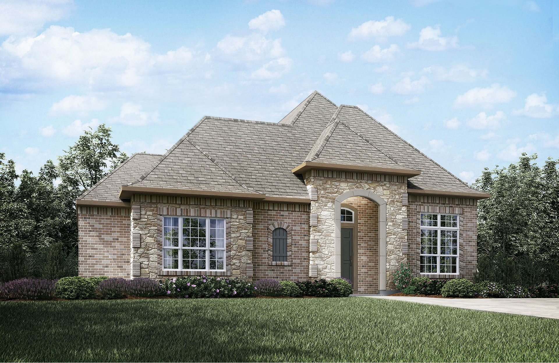 Valencia II - Viridian: Arlington, TX - Drees Custom Homes