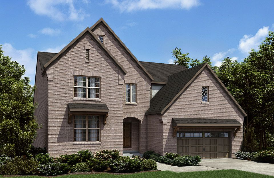 Burkitt Place by Drees Homes