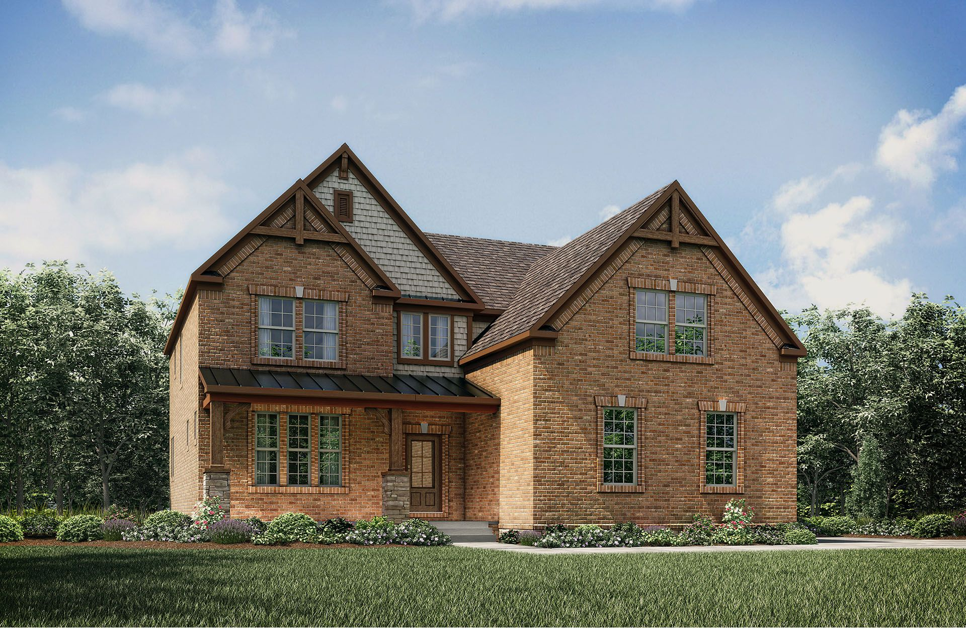 Columbia - Burkitt Place: Nolensville, TN - Drees Homes