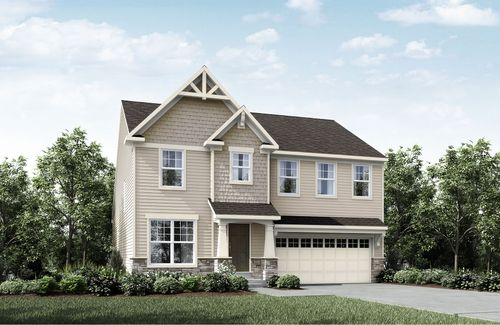 house for sale in Columbia Reserve Community: Columbia Reserve by Drees Homes