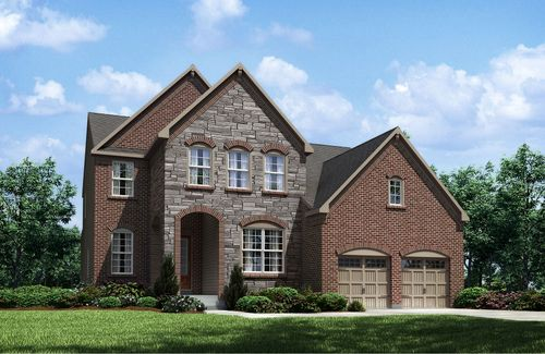 Highland Park by Drees Homes in Cleveland Ohio