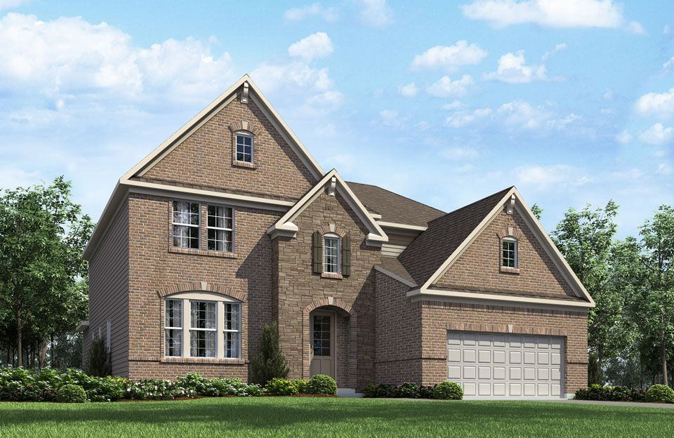 Rowan - Lakes at Franklin Mills: Stow, OH - Drees Homes