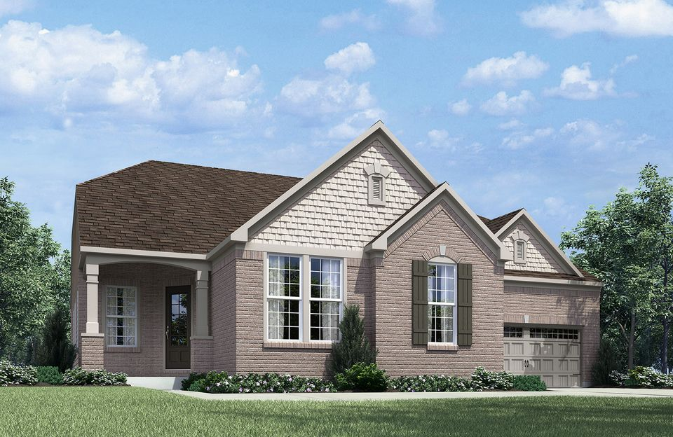 Jayden - Belmont Place at Brooks Park: Fishers, IN - Drees Homes