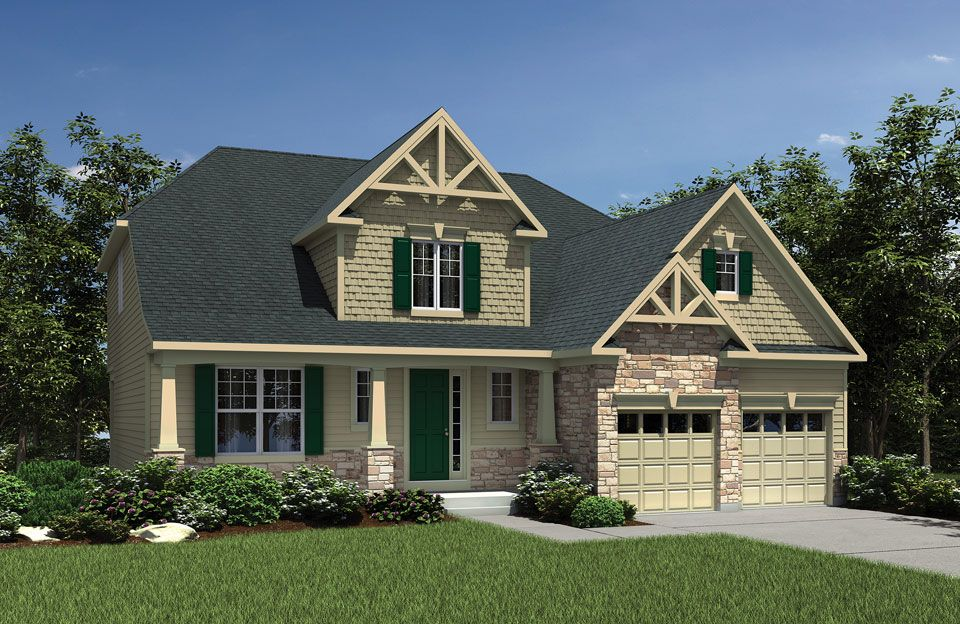 Colonial Forge at Augustine: Colonial Forge Single Family Homes by Drees Homes