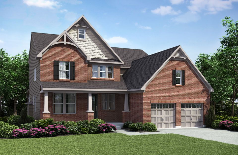 Sasha - Yorkshire Reserve: Miamisburg, OH - Drees Homes