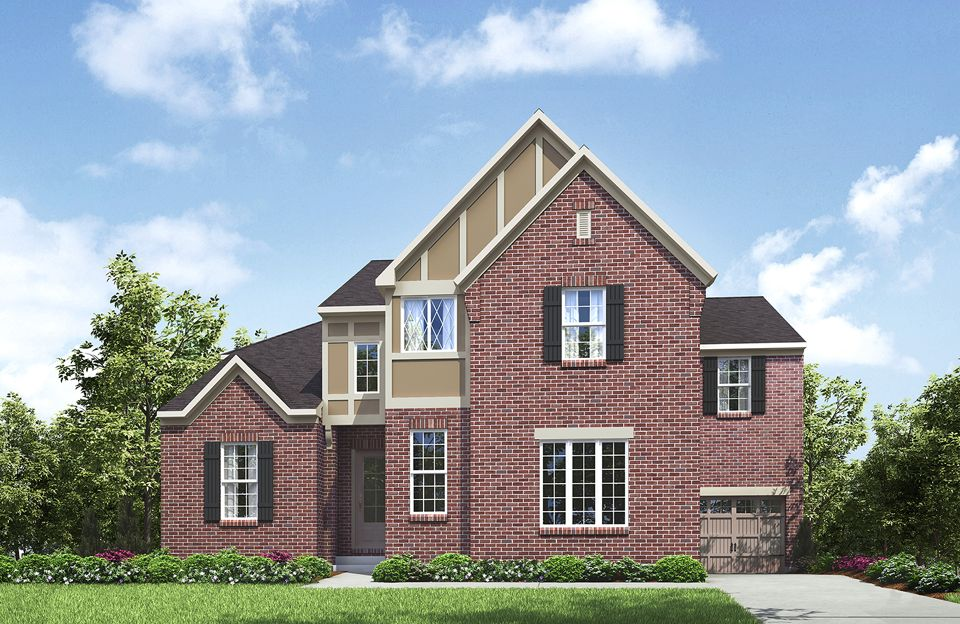 Mason - Red Stone Village: Union, KY - Drees Homes