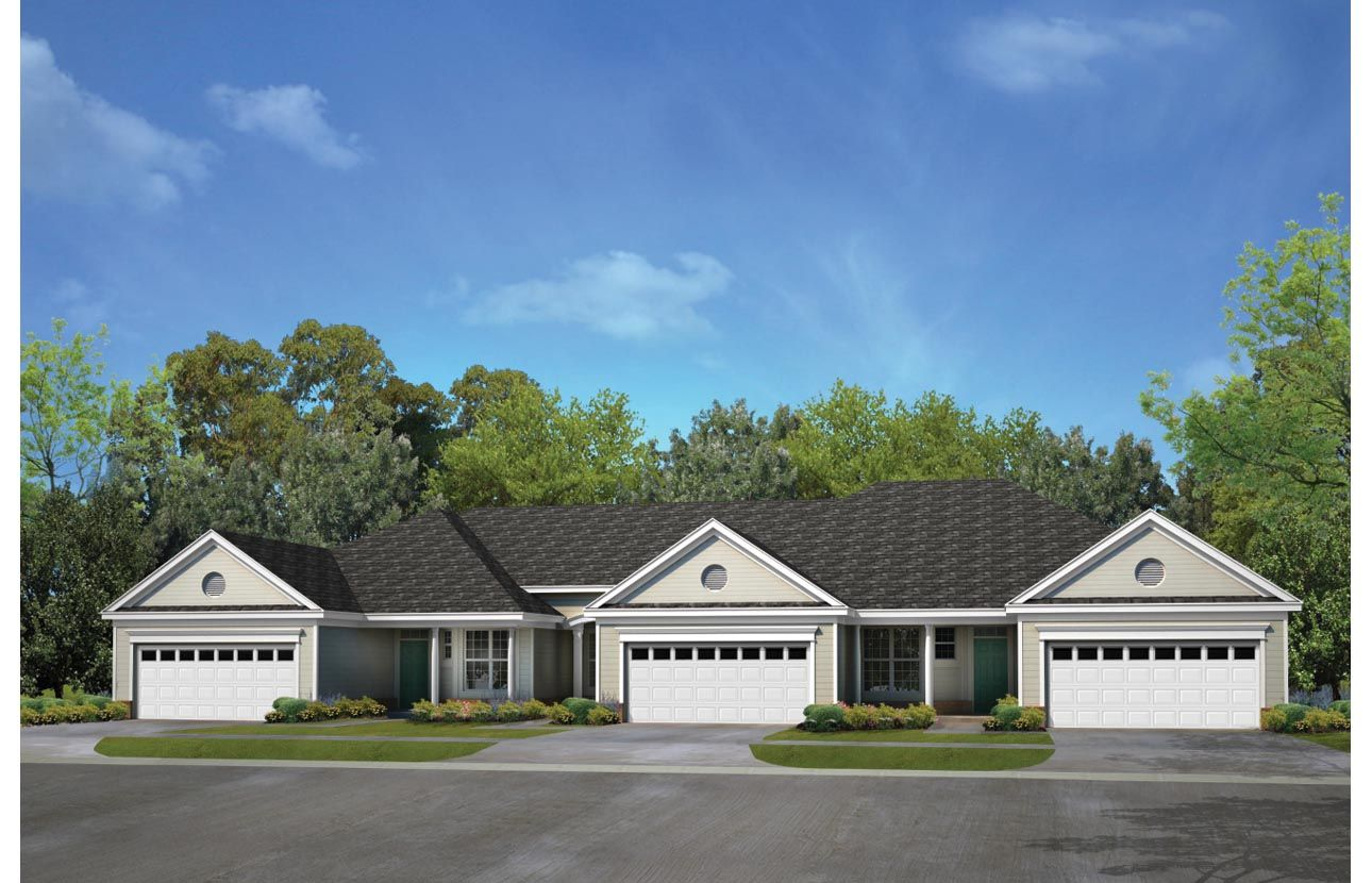 St Andrews - Heritage at Miami Bluffs: Maineville, OH - Drees Homes
