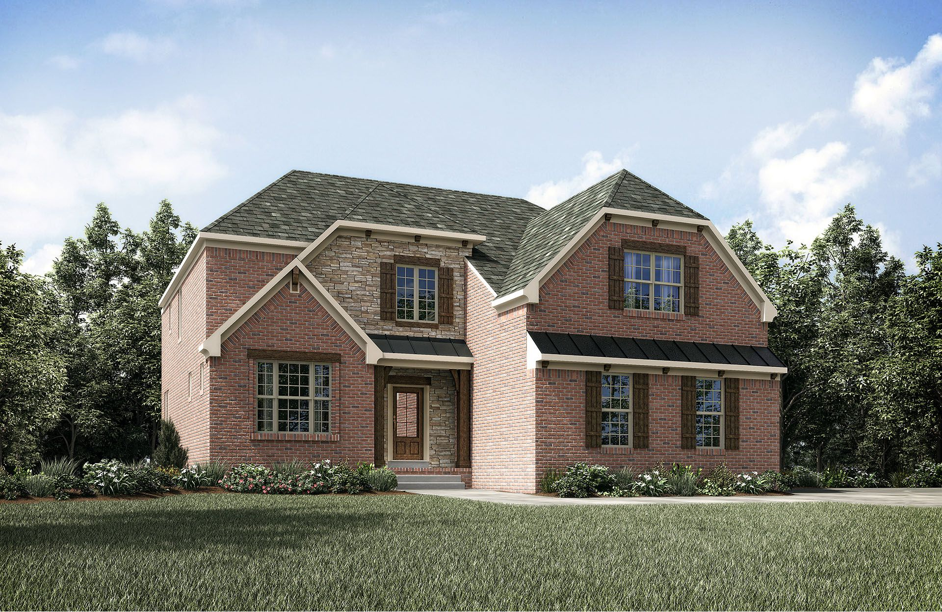 Columbia - Marymont Springs: Murfreesboro, TN - Drees Homes