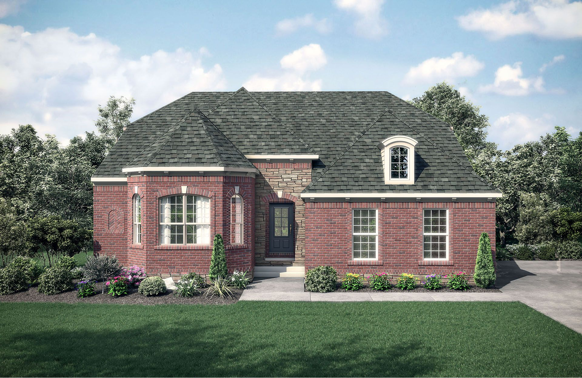 Woodbury - Winterset Woods: Nolensville, TN - Drees Homes
