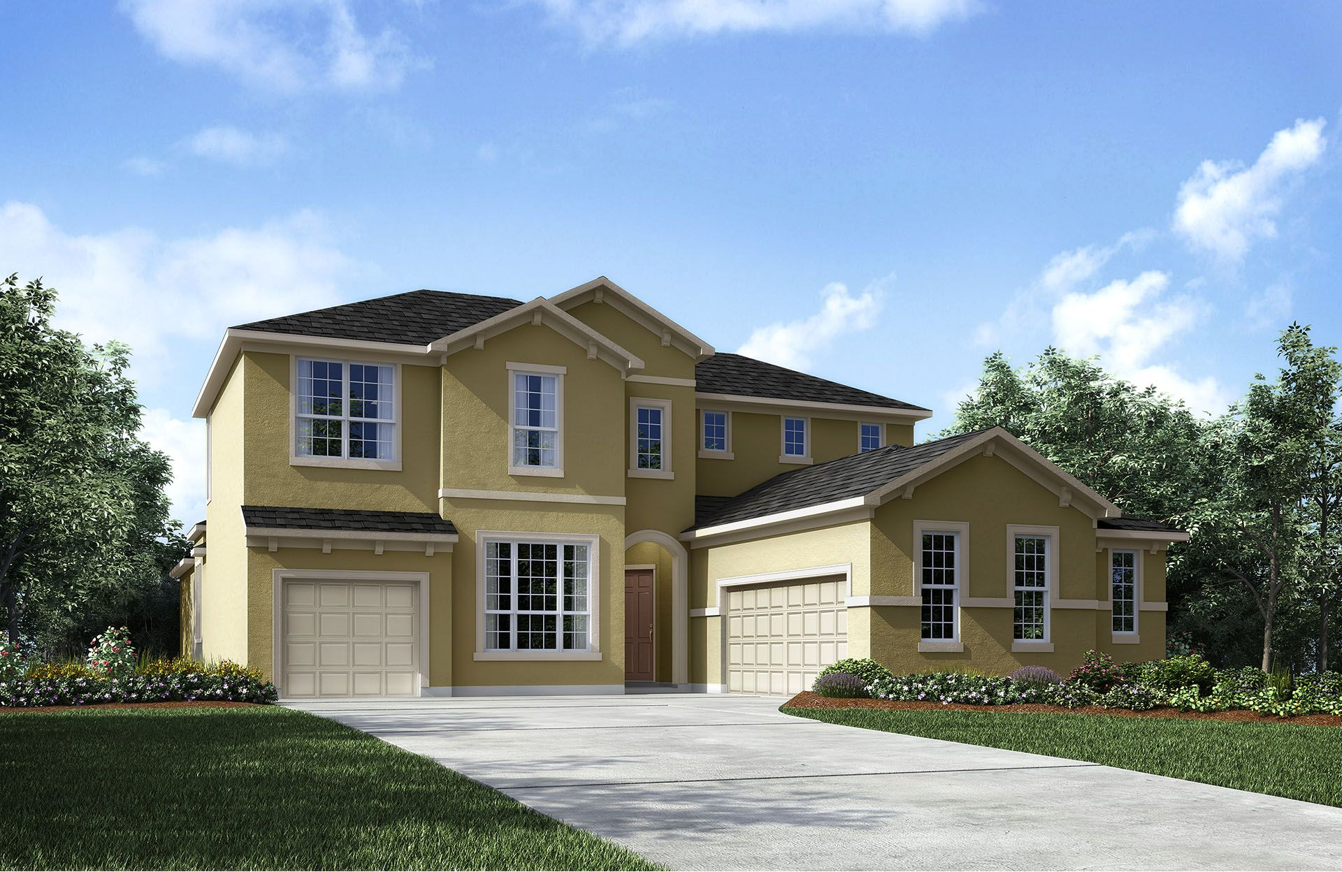 Andros - Forest Hammock at Oakleaf Plantation: Orange Park, FL - Drees Homes