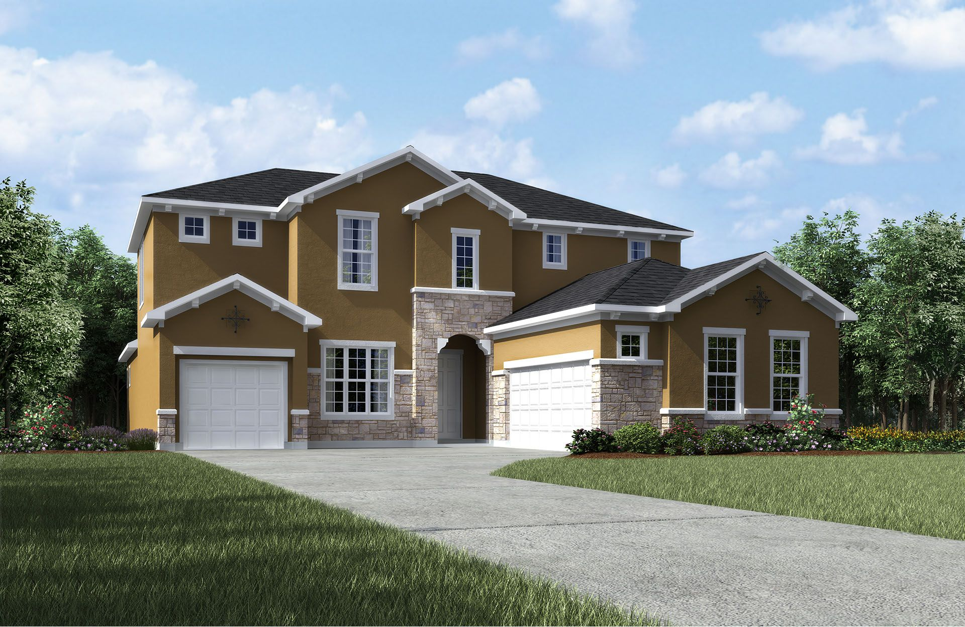 Redington - Eagle Harbor: Fleming Island, FL - Drees Homes
