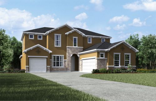 house for sale in Forest Hammock at Oakleaf Plantation by Drees Homes