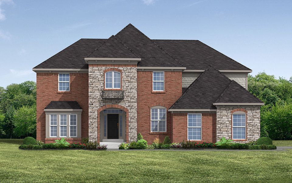 Britton - Foxborough: West Chester, OH - Drees Homes