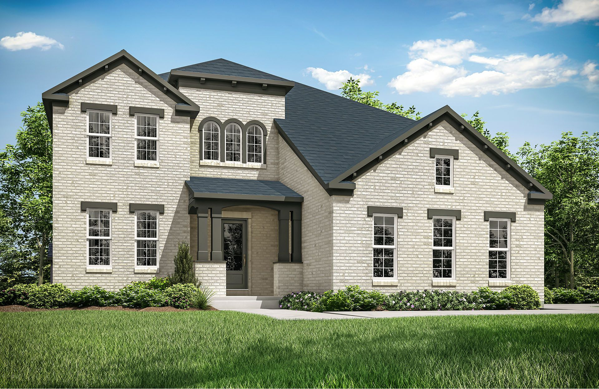 Sasha - Arbor Springs Community: Avon, IN - Drees Homes
