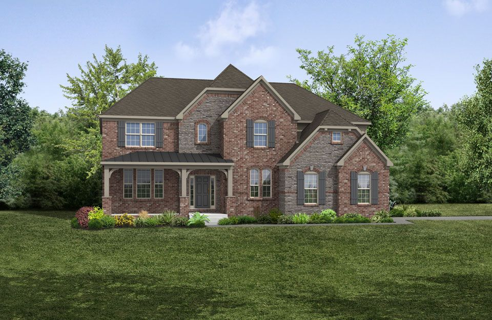 Britton - Hurstbourne Park: Franklin, TN - Drees Homes