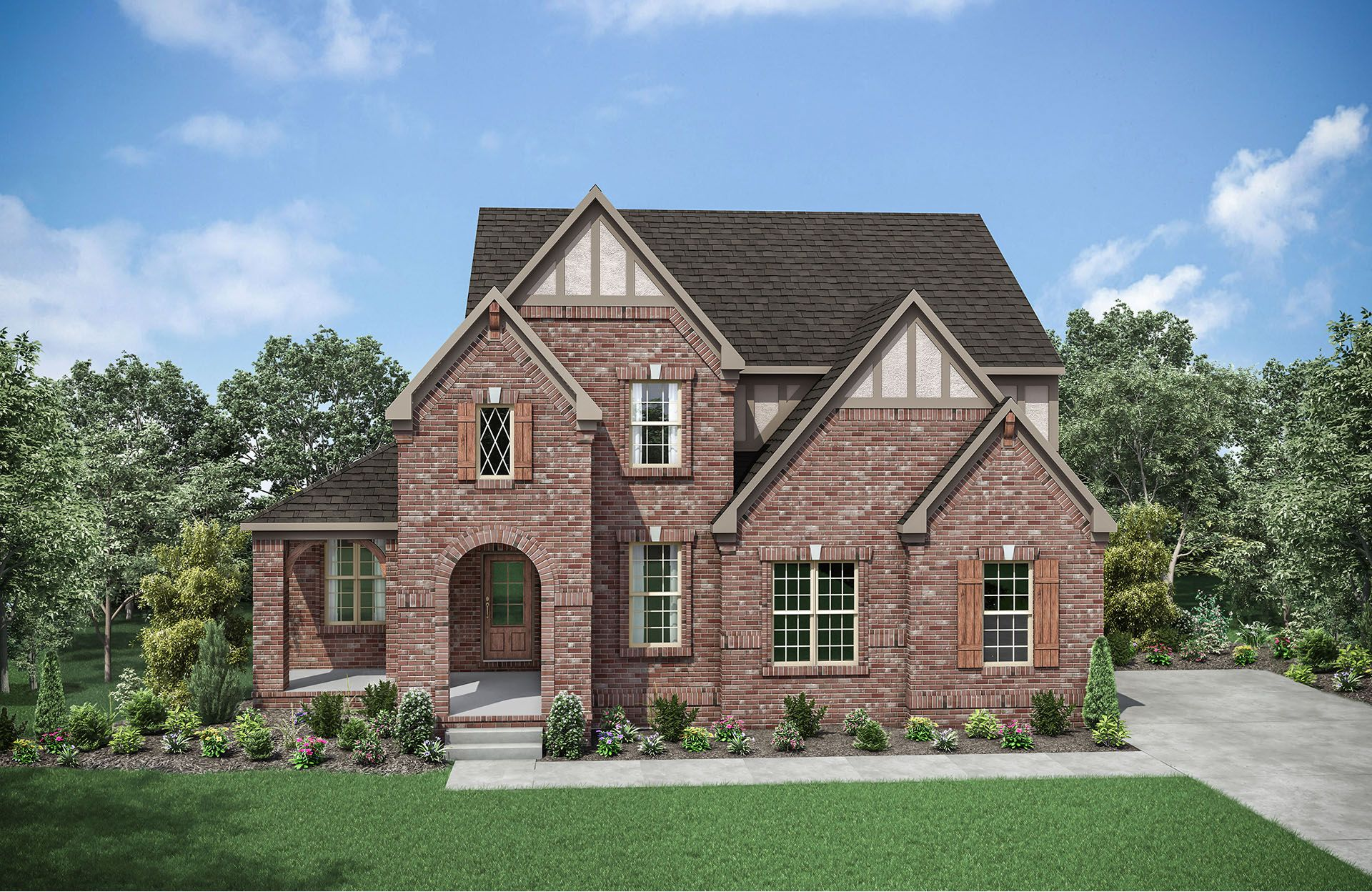 Marion II - Hurstbourne Park: Franklin, TN - Drees Homes