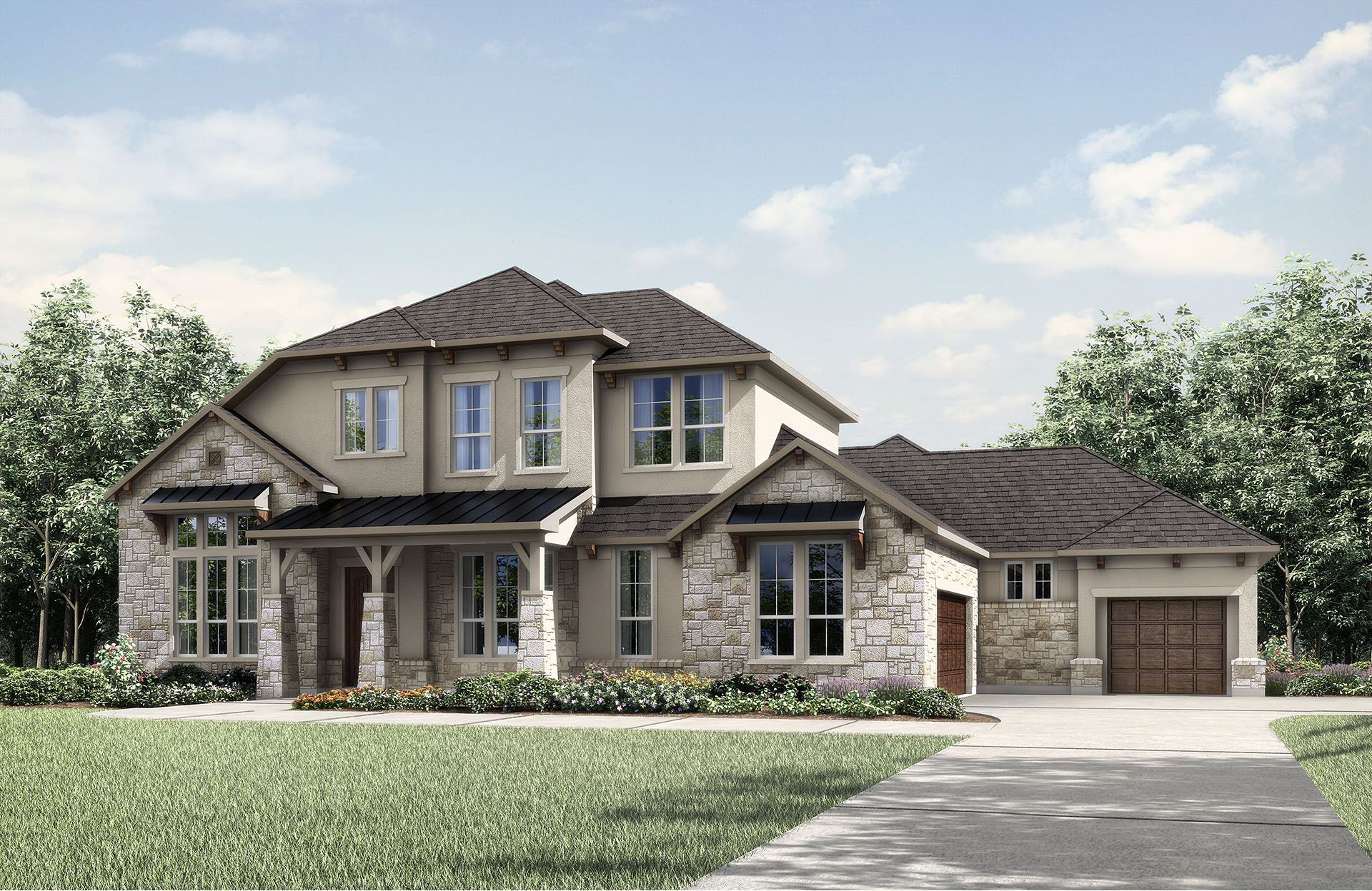 Colinas II - Rough Hollow: Austin, TX - Drees Custom Homes