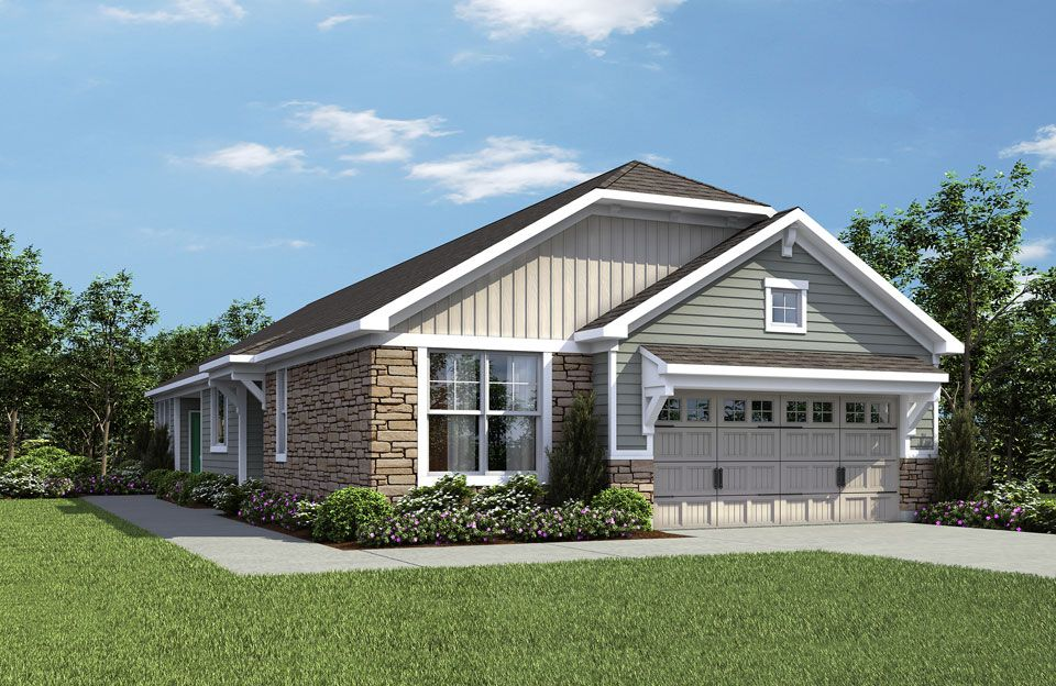San Marco - Heritage at Miami Bluffs: Maineville, OH - Drees Homes