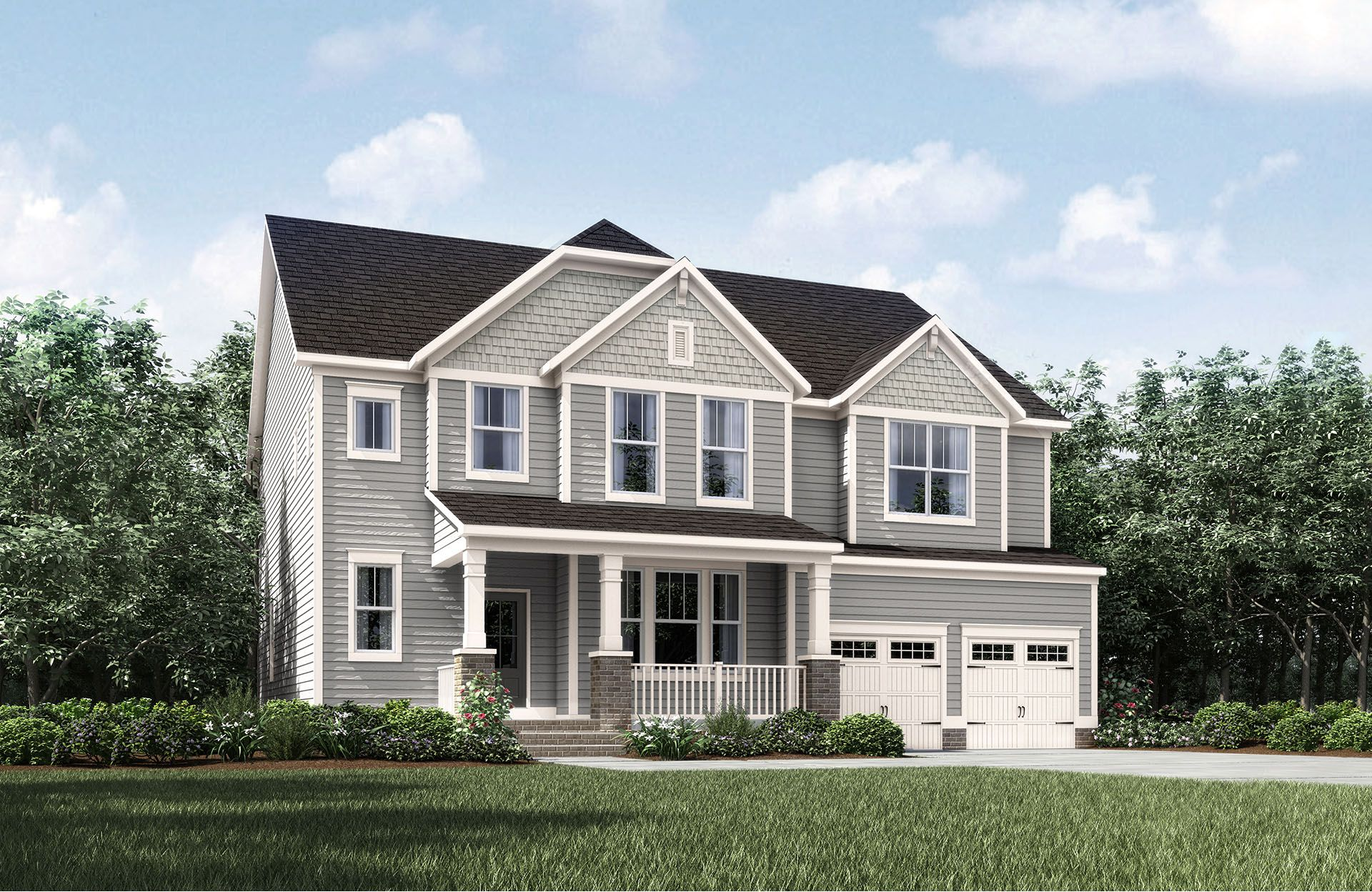 Reese - Park at West Lake: Apex, NC - Drees Homes