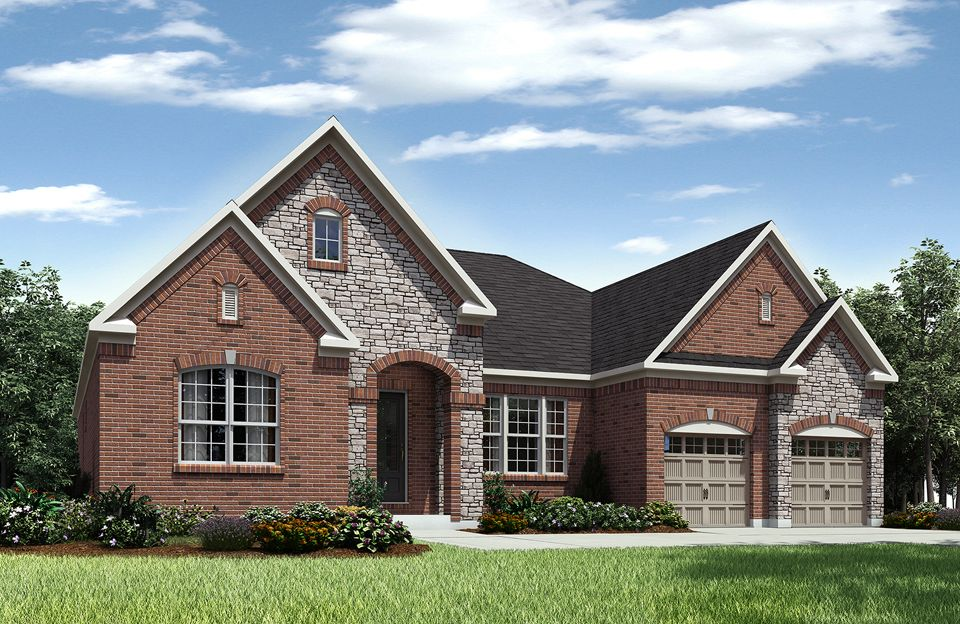 Sebastian - Red Stone Village: Union, KY - Drees Homes
