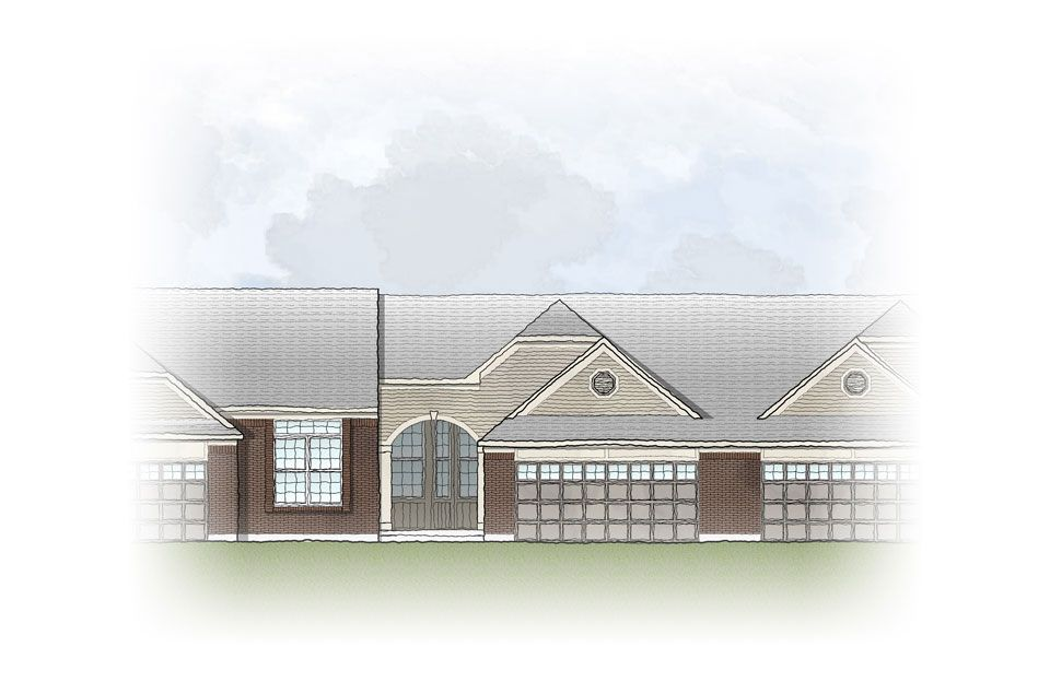 Quincy - White Pillars Towne: Loveland, OH - Drees Homes