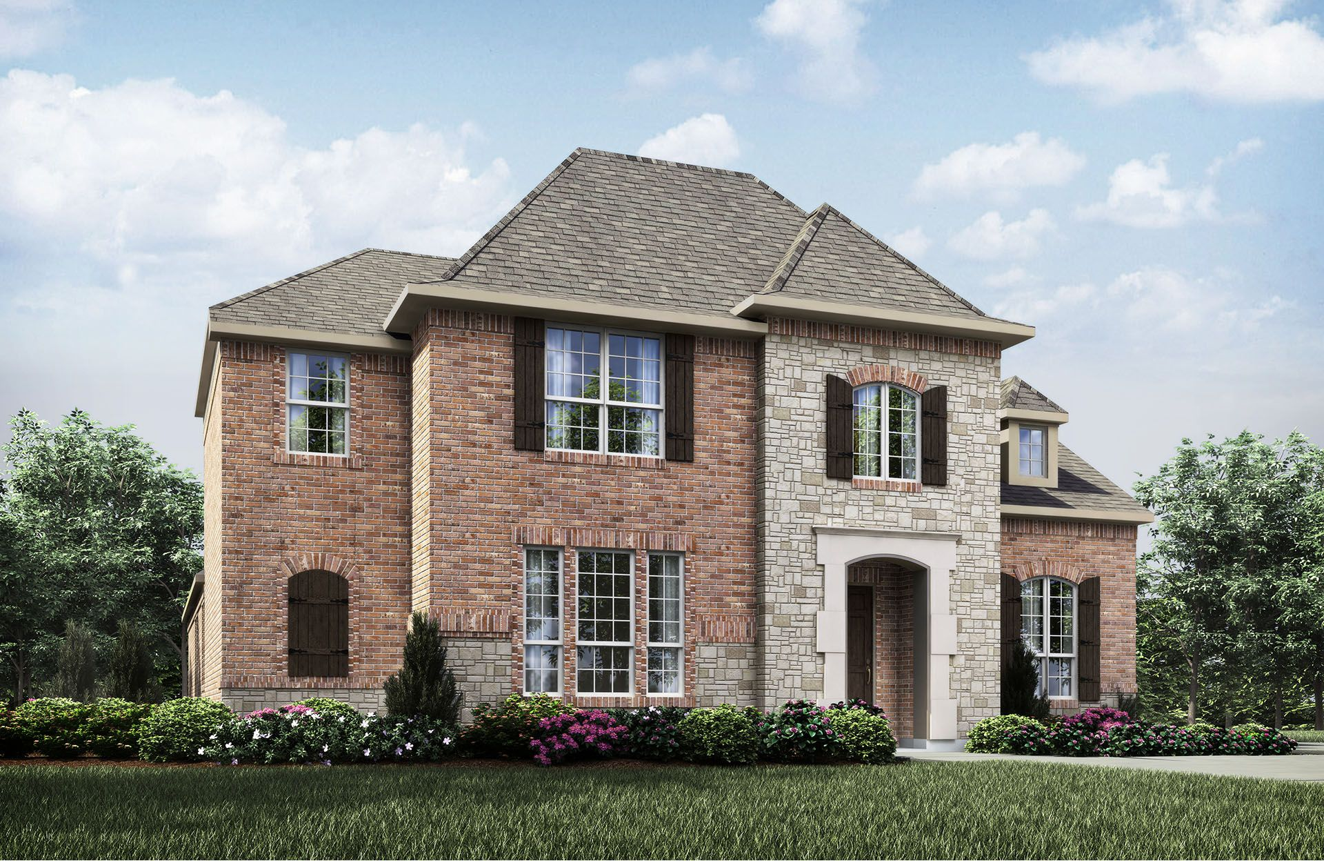 Seneca II - Viridian: Arlington, TX - Drees Custom Homes